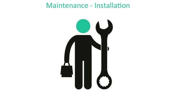 Maintenance installation 1